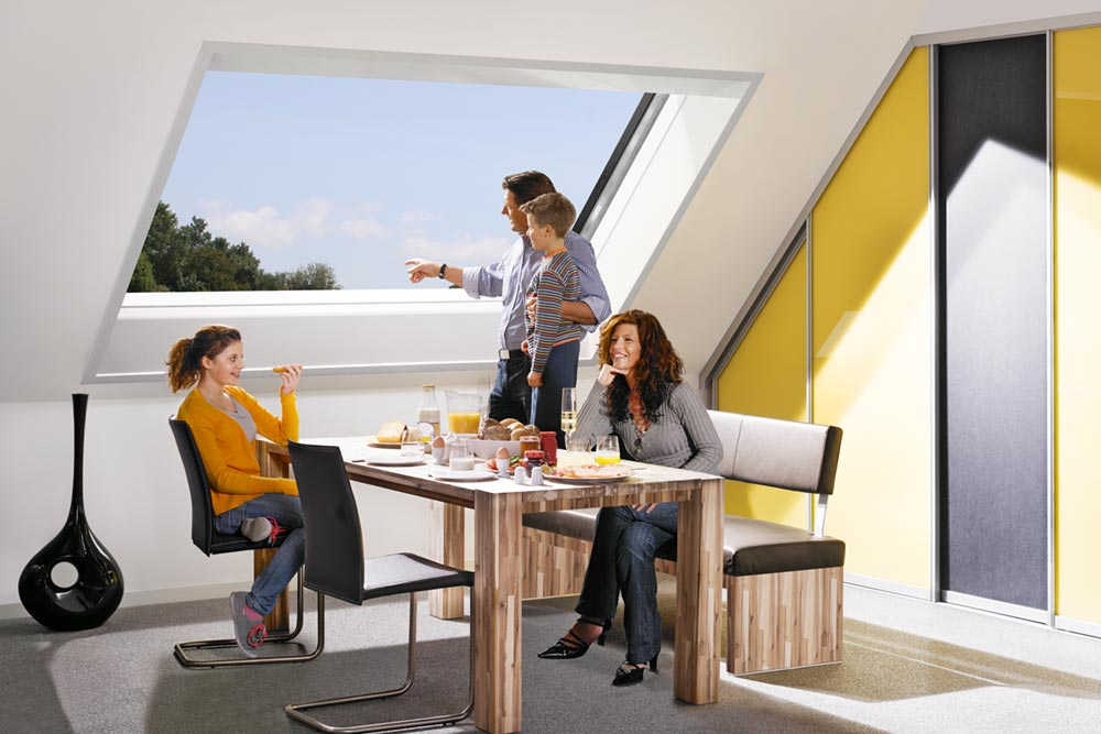 Dachfenster-Panorama-Azuro-Frankfurt
